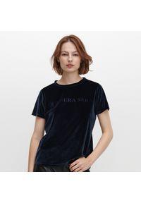 T-shirt Reserved z napisami