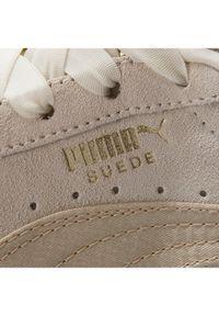 Beżowe buty sportowe Puma Puma Suede