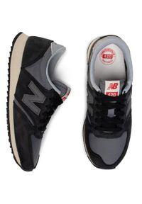 Sneakersy New Balance na co dzień, z cholewką