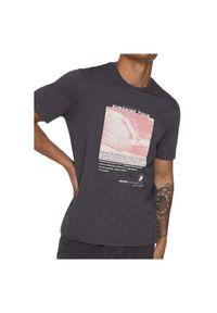 Koszulka męska Protest Beat 1713311. Materiał: bawełna, wiskoza, materiał. Długość rękawa: krótki rękaw. Długość: krótkie. Wzór: aplikacja