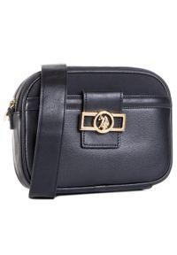 U.S. Polo Assn - Torebka U.S. POLO ASSN. - Albany Crossbody Bag BIUYB4898WVP/000 Black. Kolor: czarny. Materiał: skórzane #1