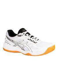 Asics - Buty halowe do badmintona i squasha UPCOURT 4. Materiał: kauczuk. Szerokość cholewki: normalna