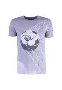 Bikkembergs T-Shirt. Okazja: na co dzień. Materiał: tkanina. Wzór: nadruk. Styl: casual