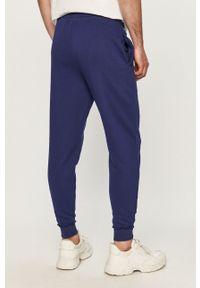 Niebieskie spodnie dresowe Calvin Klein Underwear melanż
