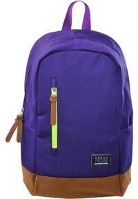 Fioletowy plecak Incood