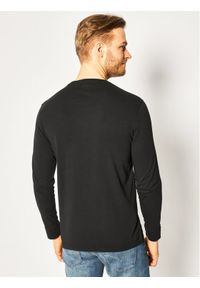 Levi's® Longsleeve Housemark Tee 72848-0009 Czarny Regular Fit. Kolor: czarny. Długość rękawa: długi rękaw