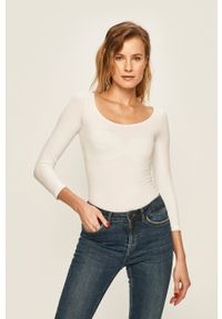 Gatta - Koszulka Perfect. Kolor: biały