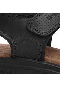 Czarne sandały Panama Jack