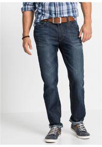 Dżinsy Regular Fit Straight bonprix Dżinsy R Fit Str T c.ni.de. Kolor: niebieski
