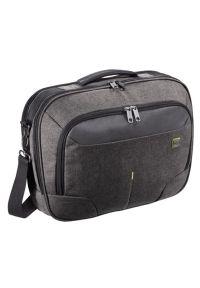 Szara torba na laptopa hama młodzieżowa