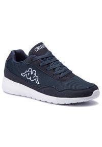 Kappa Sneakersy Follow 242495 Granatowy. Kolor: niebieski