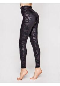 Spanx - SPANX Legginsy Faux Leather 20185R Czarny Slim Fit. Kolor: czarny