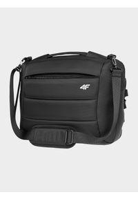 Czarny plecak na laptopa 4f