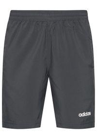Adidas - adidas Szorty sportowe D2M Cool Sho Wv DW9569 Szary Regular Fit. Kolor: szary