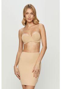 Beżowy biustonosz Calvin Klein Underwear push-up