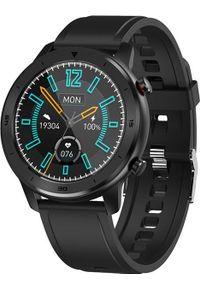Smartwatch Garett Electronics Men 5S Czarny (Men 5S czarny). Rodzaj zegarka: smartwatch. Kolor: czarny