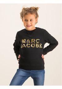 Czarna bluza Little Marc Jacobs