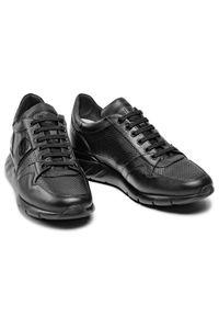 Baldinini Sneakersy 196314XNAPP000000NXX Czarny. Kolor: czarny
