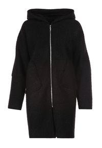 Czarny płaszcz Born2be #6