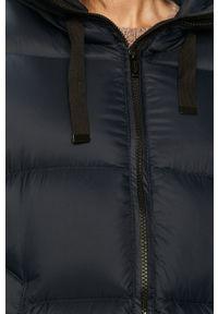 Niebieska kurtka Bomboogie na co dzień, z kapturem, casualowa