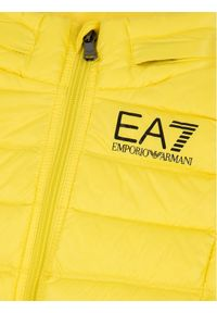 Żółta kamizelka EA7 Emporio Armani