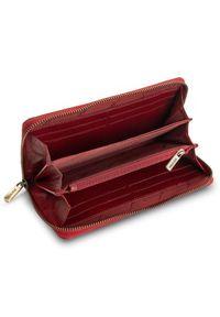 Czerwony portfel Puccini #3