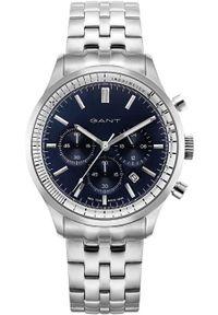 Niebieski zegarek GANT