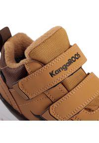 Brązowe półbuty KangaRoos z cholewką
