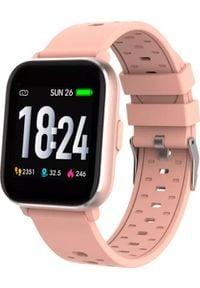 Smartwatch Denver SW-163 Różowy (116111000210). Rodzaj zegarka: smartwatch. Kolor: różowy
