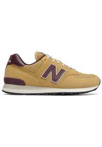 New Balance ML574BF2. Materiał: zamsz, materiał. Szerokość cholewki: normalna. Model: New Balance 574