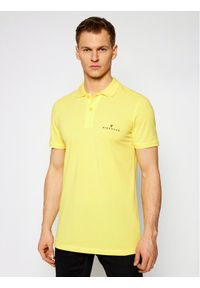 Żółta koszulka polo John Richmond polo