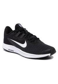 Czarne buty do biegania Nike z cholewką, Nike Downshifter