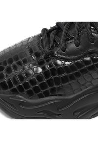 Czarne sneakersy Just Cavalli