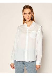 Biała koszula Lee