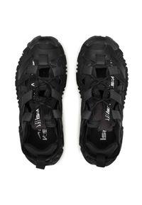 Nike Sandały Overreact Sandal Ispa CQ2230 001 Czarny. Kolor: czarny