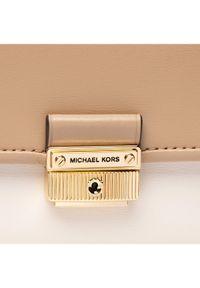 MICHAEL Michael Kors Torebka Bradshow 30T1G2BM2L Brązowy. Kolor: brązowy