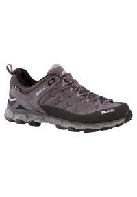 MEINDL - Buty trekkingowe męskie Meindl Lite Trail GTX 3966-03. Okazja: na co dzień. Materiał: mesh, materiał, syntetyk, zamsz, skóra, guma. Szerokość cholewki: normalna. Technologia: Gore-Tex. Sport: turystyka piesza
