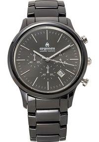 Zegarek Argonau Męski Norfolk Silver (AU1022)