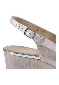 Gamis - Sandały GAMIS 3646 Róż A69+A62. Kolor: różowy