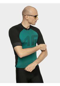 Koszulka rowerowa 4f długa, raglanowy rękaw