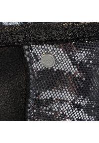 Czarne kozaki Bartek z cholewką, z cholewką przed kolano