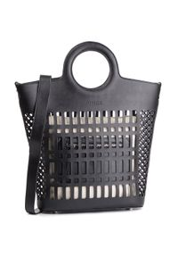Czarna torebka klasyczna Hispanitas klasyczna