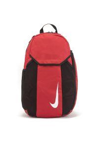 Plecak Nike w paski, sportowy