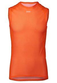 POC Kamizelka rowerowa Essential Layer Zink Orange