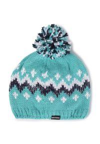 Zielona czapka zimowa Rossignol