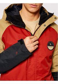 Kurtka sportowa Rip Curl w kolorowe wzory, snowboardowa