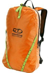 Pomarańczowy plecak #1