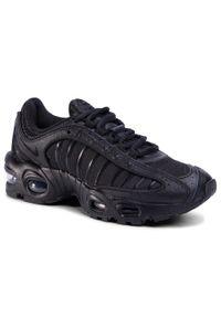 Czarne buty sportowe Nike z cholewką, na co dzień, Nike Air Max