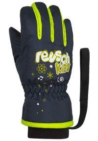 Reusch - REUSCH Rękawice narciarskie dziecięce Kids Blue. Sport: narciarstwo