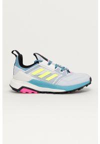 adidas Performance - Buty TERREX TRAILMAKER. Nosek buta: okrągły. Zapięcie: sznurówki. Kolor: niebieski. Materiał: guma